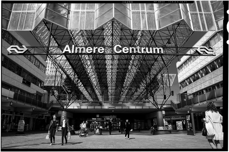 station Almere-1